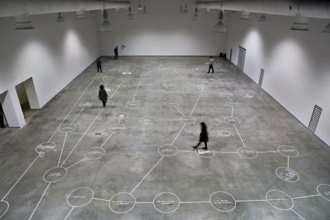 Eva Marisaldi, Grigio non lineare, 2010