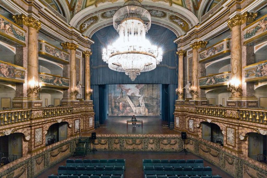 Michele Spanghero E La Voce Dei Teatri Vuoti Artribune