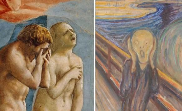 «Изгнание из Рая» Мазаччо: почему это шедевр