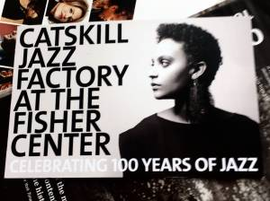 Beyond NYC: Celebrating 100 Years of Jazz History with Catskill Jazz Factory at Fisher Center, Bard College, NY
