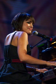 Jazz in NYC Norah Jones at Le Poisson Rouge in September 2017