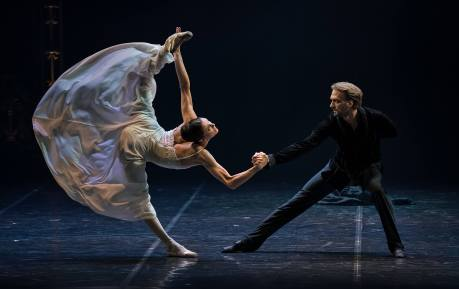 Dance NYC Eifman Ballet Anna Karenina David Koch Theater