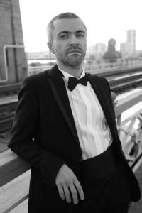 Pianist Pavel Nersessian