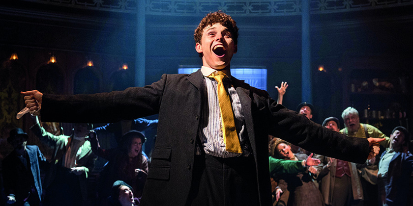 Half a Sixpence review – A bit too much flash and not enough wallop