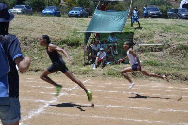 Men U/19 100m