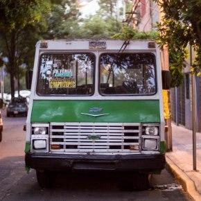 Transit Bus, Mexico City