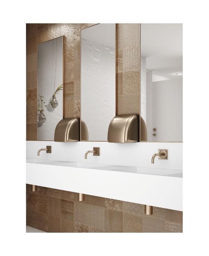 salle de bain realglint or 44x44cm