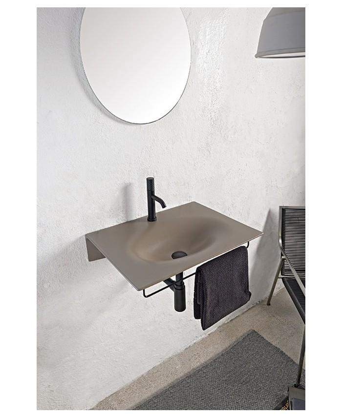 mitigeur lavabo spillotech chrome noir f3031xsxcn