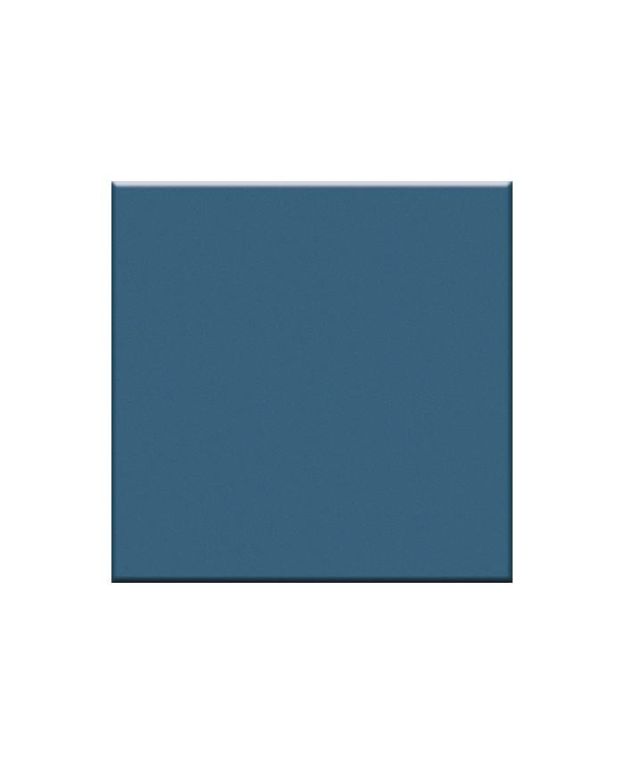 carrelage brillant bleu ceruleen sol et