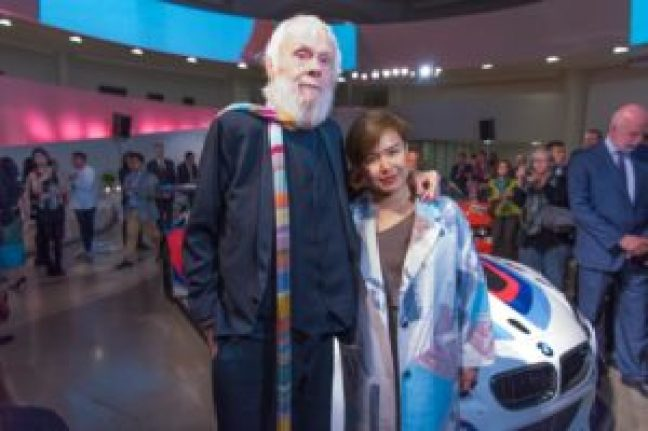 john-baldessari-and-cao-fei-2017-bmw-art-car-artists-1200x801