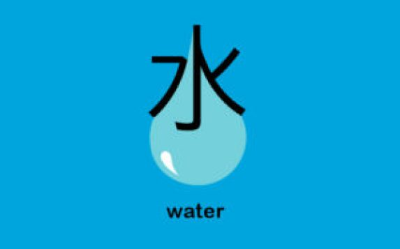 water-chineasy