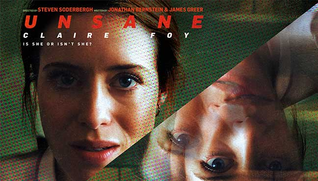 Poster Unsane