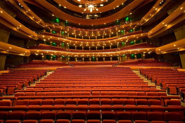 Ellie Caulkins Opera House | Denver Performing Arts Complex