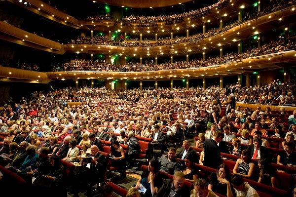 Ellie Caulkins Opera House   Denver Performing Arts Complex