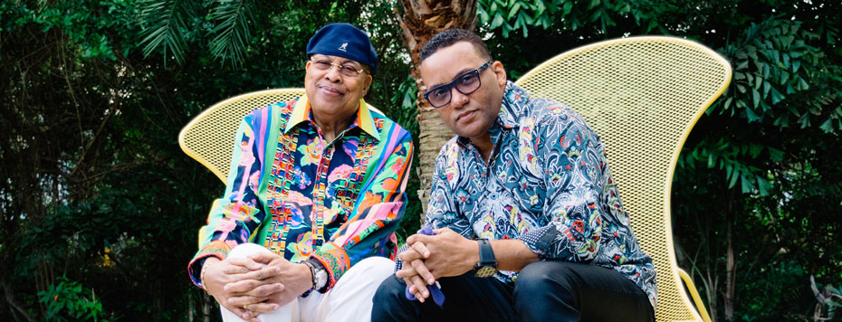 Chucho Valdés and Gonzalo Rubalcaba