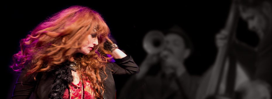 MUSIC | Award-Winning vocalist and songwriter Roberta Donnay and her Prohibition Mob Band exist to revive the Jazz Age of America.