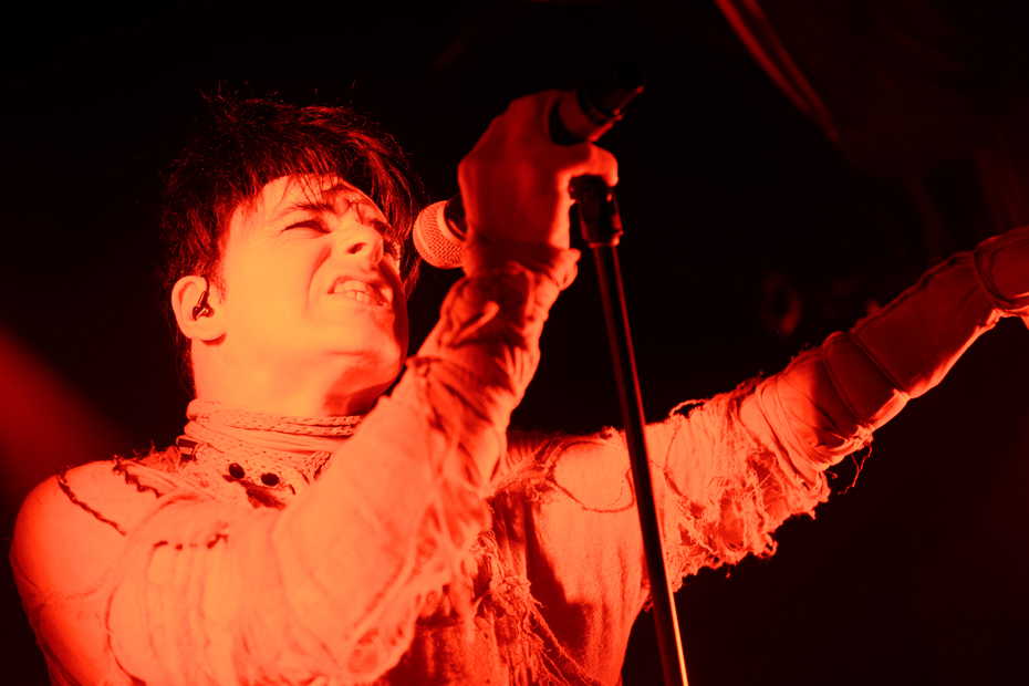 Photo: Jon Bauer | Gary Numan
