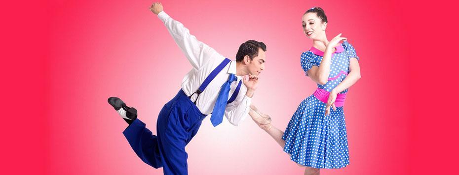Diablo Ballet: A Swingin' Holiday