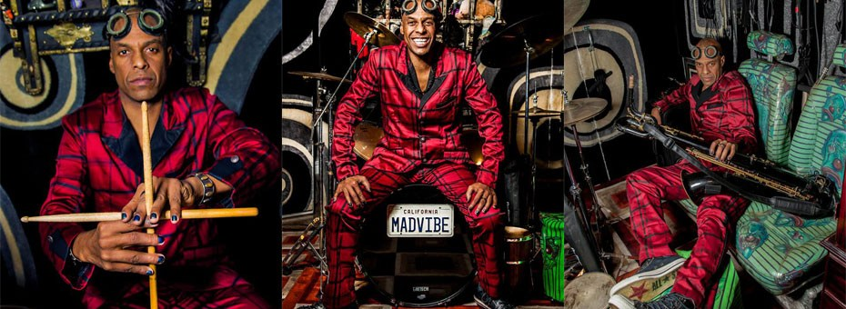MUSIC | Visionary poet-performer, Angelo Moore of Fishbone and Dr. Madd Vibe and The Missin