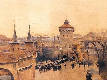 Julian Fałat, (30 July 1853 - 9 July 1929)