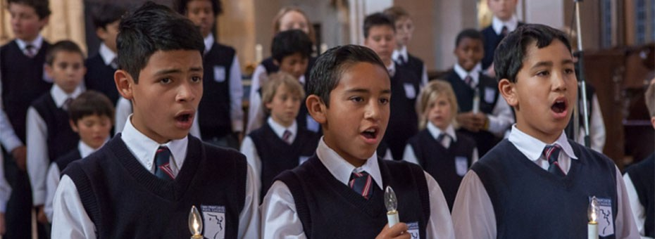 MUSIC | Kick off the holiday season with the Concert Chorus, Intermediate Chorus, and Men's Chorale, of the acclaimed San Francisco Boys Chorus.