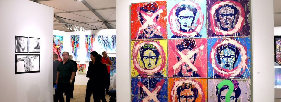 VISUAL | Spectrum Miami and Red Dot Miami are two of the longest running independent art fairs during Miami Art Week.
