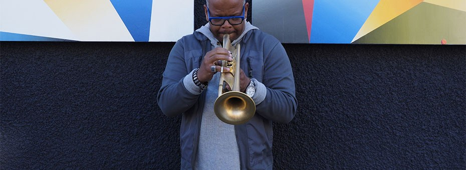 "MUSIC | ""Music and art have the power to change hearts and souls,"" expresses multiple GRAMMY® winning composer and trumpeter Terence Blanchard — a belief brought to life through the music of Blanchard and his E-Collective."
