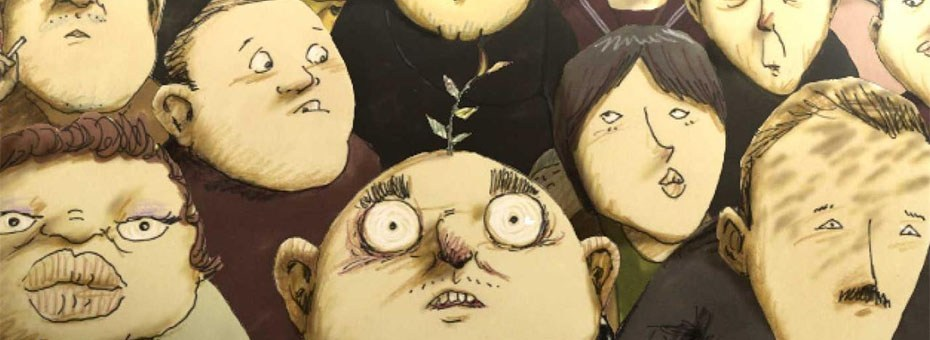 FILM | Kōji Yamamura is a Japanese animator with a penchant for the lyrically grotesque.