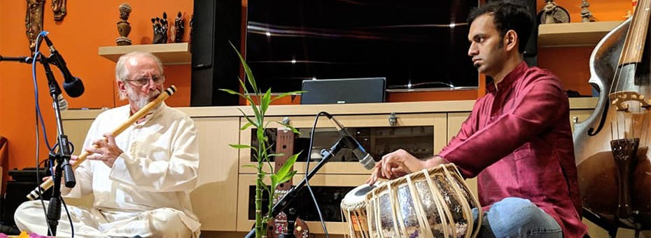 MUSIC | Jeff Whittier will present a lecture-demonstration on the music of the bansuri bamboo flute in the classical music of India, and the craft of flute-making.
