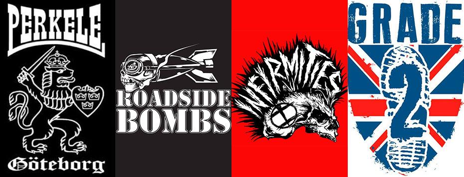 Perkele, Roadside Bombs, Infirmities, Grade 2