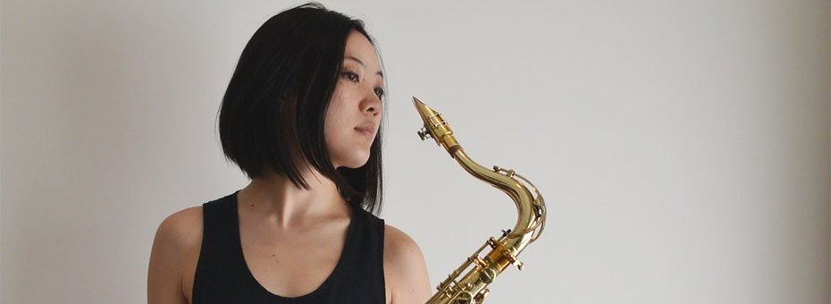 "MUSIC | Saxophonist and composer Hitomi Oba was raised in Berkeley, California. Hailed as ""powerfully inventive"" by the LA Times."