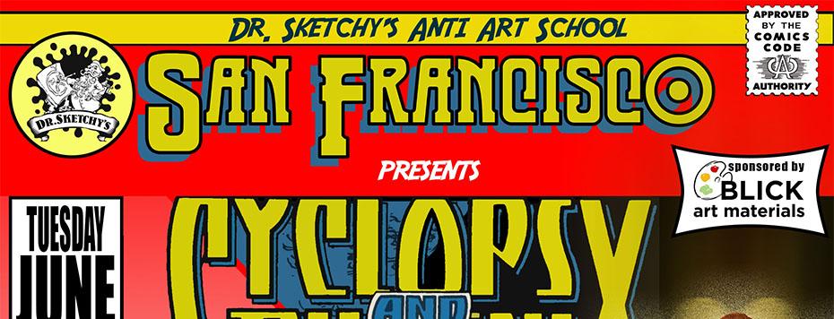Dr. Sketchy's SF