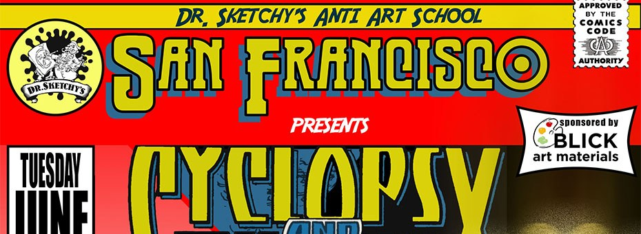 VISUAL | Hey all you sketchy people! Are you ready for an X-Tremely Astonishing drawing night?If so, look no further as we bring two of the Classic Uncanny Merry Mutants from X-Men to our stage!