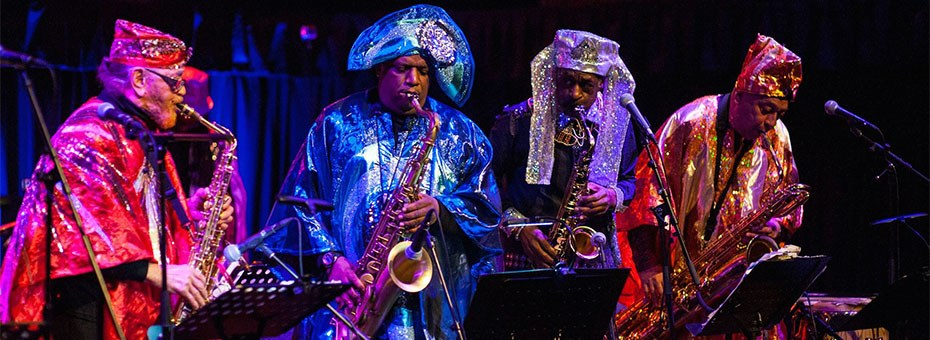 MUSIC | Sun Ra claimed to have come from the planet Saturn to bring peace to Earth. His Arkestra continues this mission, needed now more than ever.