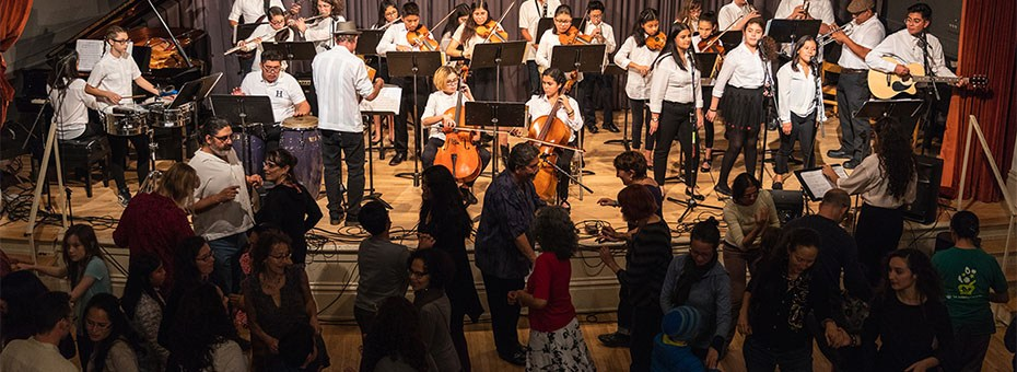 MUSIC | Come dance, listen, hang out and experience smoking Cuban Charanga music at Community Music Center—it's FREE!