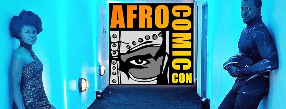 AfroComicCon 2019