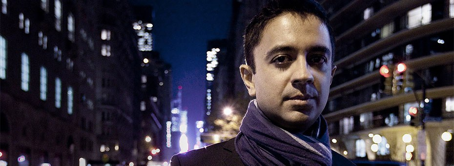 "MUSIC | Pianist and composer Vijay Iyer's longstanding trio has been his most acclaimed and elastic ensemble project for over a decade, called ""the great new jazz trio"" by The New York Times."