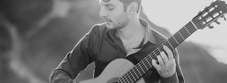 MUSIC | Jack Cimo is a classically-trained Spanish guitarist known for his powerful presence, beautiful tone, and exciting renditions.