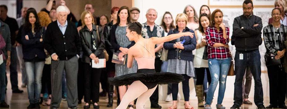 New Ballet's Fast Forward Program