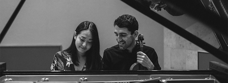 MUSIC | The Beethoven 2020 Project featuring Patrick Galvin, Jung-eun Kim, Chauncey Aceret playing Trios by Ludwig van Beethoven, Clara Schumann, and Paul Schoenfield.