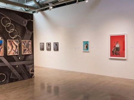 VISUAL   Sense of Self features Bay Area photographers who explore identity and selfhood through portraiture featuring Marcela Pardo Ariza, Tammy Rae Carland, Erica Deeman, Jamil Hellu, and Stephanie Syjuco.