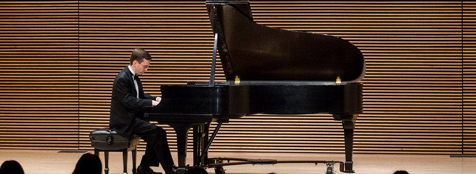 MUSIC | Axel Schmitt (CSMA Faculty, piano) takes on the task of performing the complete piano sonatas of Beethoven.