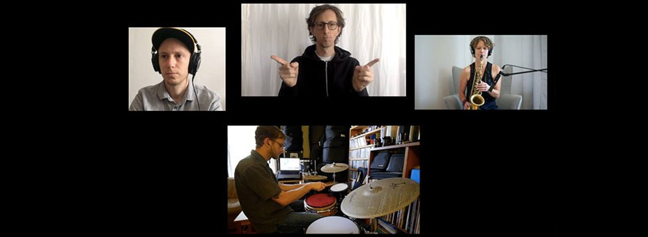 MUSIC | A video premier... For this special Do-Over, I [Jordan Glenn] asked three musicians to send me a video of them playing solo.