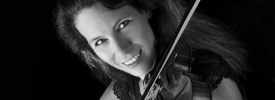 MUSIC   Join us for a virtual listening party with Karen Bentley Pollick performing new works for violin/viola and electronics.