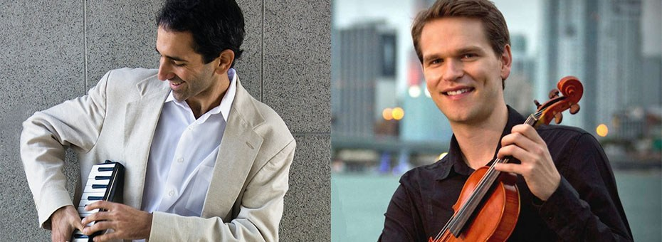 MUSIC | Dan Zemelman and Mads Tolling - Two-time Independent Music Award winning pianist-composer Dan Zemelman is collaborating once again with renowned violinist-composer, and two-time Grammy Award winner, Mads Tolling.