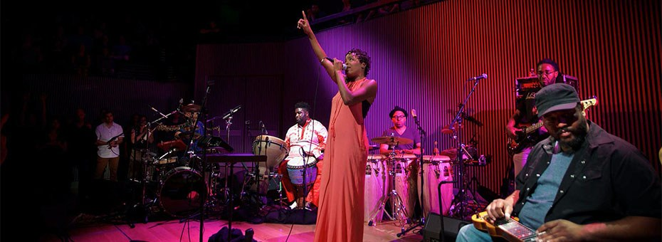 MUSIC | Fridays at Five: Bokanté - Global Grooves - SFJAZZ has long maintained a relationship with the members of jazz/funk superband Snarky Puppy.