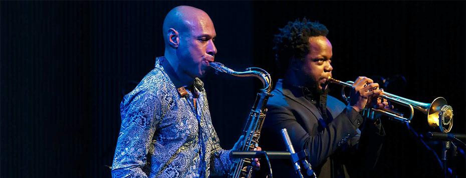 Joshua Redman and Ambrose Akinmusire