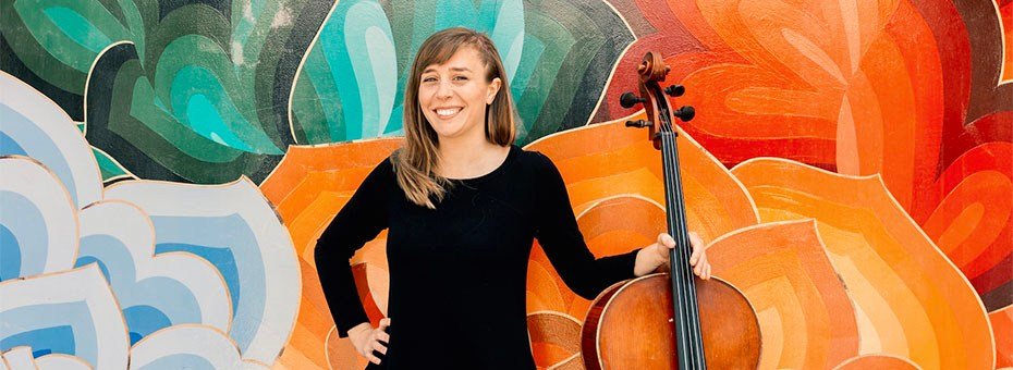 MUSIC | Catalyst: Natalie Raney and Helia Music Collective - Cellist, Natalie Raneyand Helia Music Collective present a vivid program of new and established works written by women for solo cello, each piece drawing inspiration from spring and nature.