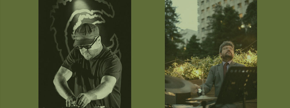 Thollem McDonas Andre Custodio Duo (Fair Use)