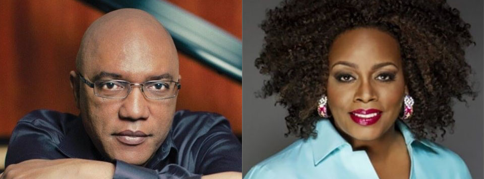Billy Childs and Dianne Reeves (Public Domain)